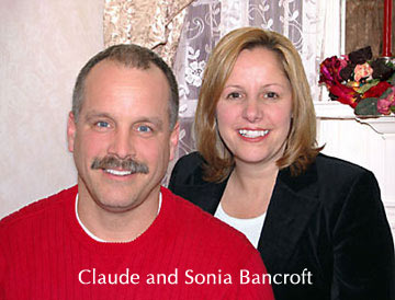 Clause and Sonia Bancroft